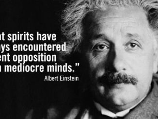 Einstein-Mediocrity-Quote